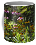 The Field Of Flowers  Coffee Mug