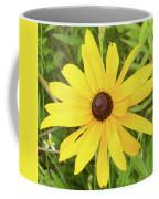 Black Eyed Susan II Coffee Mug