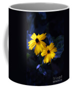Black Eyes Coffee Mug