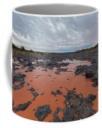 Black Falls Crossing Coffee Mug
