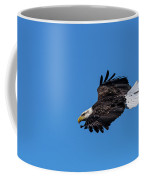 Black Feather Eagle Hunting Coffee Mug