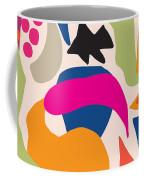Black Fish Coffee Mug