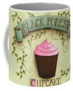 Black Forest Cupcake Coffee Mug by Catherine Holman