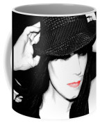 Black Hat Coffee Mug