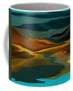 Black Hills Abstract Coffee Mug