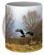 Black Kite Coffee Mug