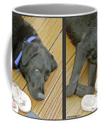 Black Lab - Gently Cross Your Eyes And Focus On The Middle Image Coffee Mug