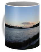 Black Lake Coffee Mug