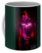 Black Light Passion Coffee Mug