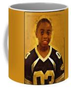 Young Black Male Teen 6 Coffee Mug