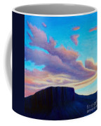 Black Mesa Sunset Coffee Mug