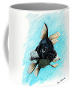 Black Moor Coffee Mug