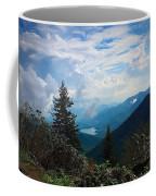 Black Mountain On Blue Ridge Coffee Mug