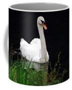 Black Mountain Swan Coffee Mug