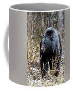 Black Path  Coffee Mug