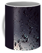 Black Rain Coffee Mug