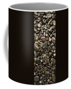 Black River Stones Portrait Coffee Mug by Steve Gadomski