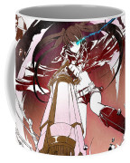 Black Rock Shooter Coffee Mug