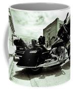 Black Rumbler Coffee Mug
