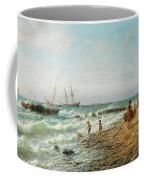 Black Sea Coast Coffee Mug