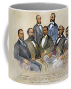 Black Senators, 1872 Coffee Mug