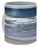 Black Skimmers In Ponce Coffee Mug