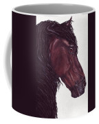 Black Sterling I Coffee Mug