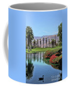 Black Swan In Palm Springs Coffee Mug