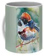 Black- Throated Tit Coffee Mug