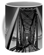 Black Tracks Coffee Mug