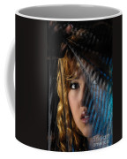 Black Veil Coffee Mug