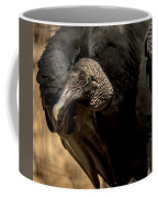 Black Vulture 2 Coffee Mug