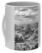 Black White Filter Grand Canyon  Coffee Mug