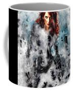Black Widow Scarlett Johansson Coffee Mug
