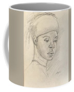 Black Woman Coffee Mug