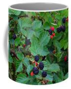 Blackberries 1 Coffee Mug