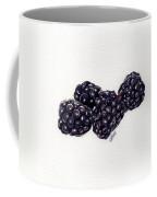Blackberries Coffee Mug