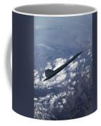 Blackbird Going Supersonic Coffee Mug