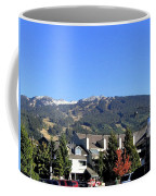 Blackcomb Mountain Coffee Mug