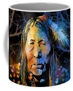 Blackfoot Woman Coffee Mug