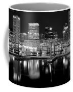 Blackness In The Harbor Coffee Mug