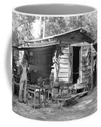 Blacksmith And Tool Shed Coffee Mug