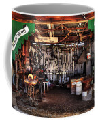 Blacksmith Shop By Kaye Menner Coffee Mug