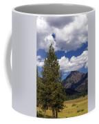 Blacktail Plateau Vertical Coffee Mug