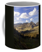 Blacktail Road Landscape Coffee Mug