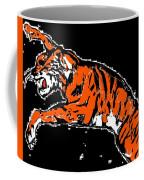 Blacktiger Coffee Mug