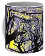 Blacky Bear Forest Coffee Mug