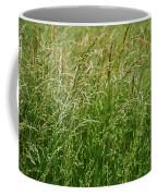 Blades Of Grass Coffee Mug
