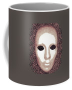Blank Eyes Coffee Mug