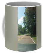 Blank Road Coffee Mug